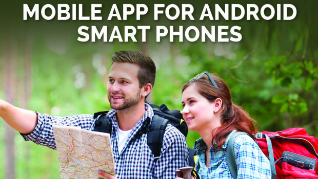 NEW ANDROID MOBILE APP FOR TOURISTS